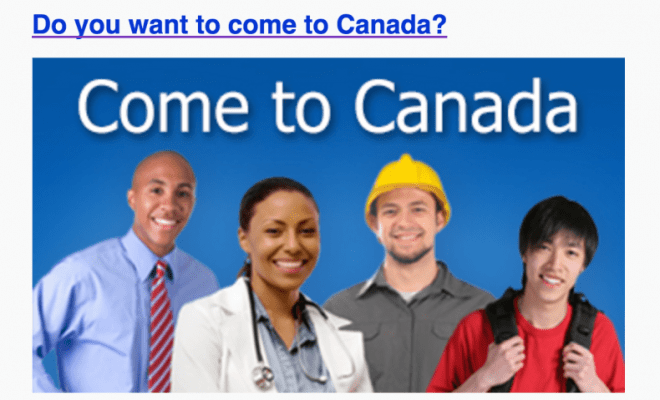 The Easiest Way To Immigrate To Canada
